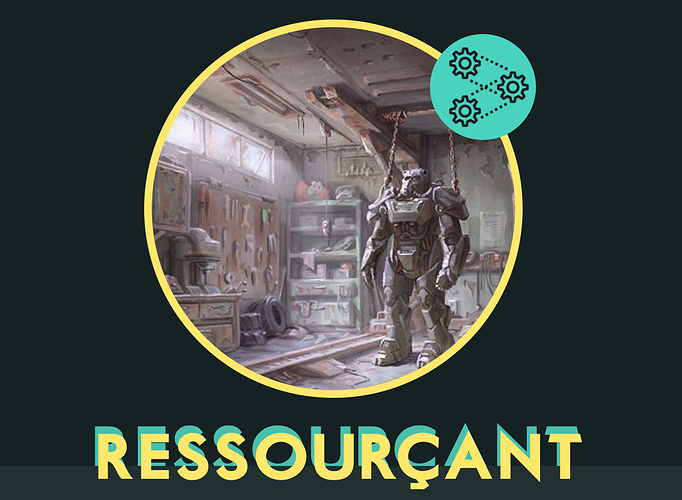 ressourcant